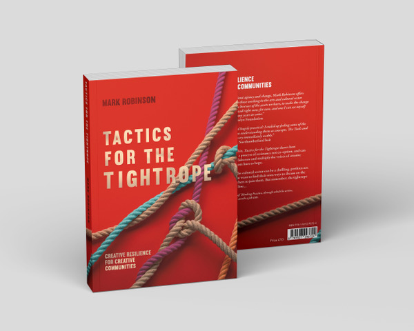 Book cover for Tactics for the Tightrope