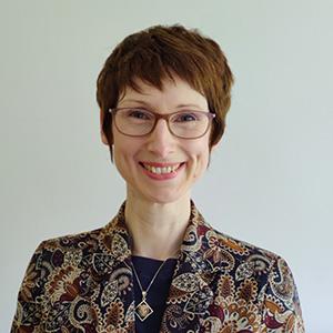 Head-shot image of Sophie Heath